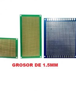 Placas Fenólicas Perforadas 1.5mm